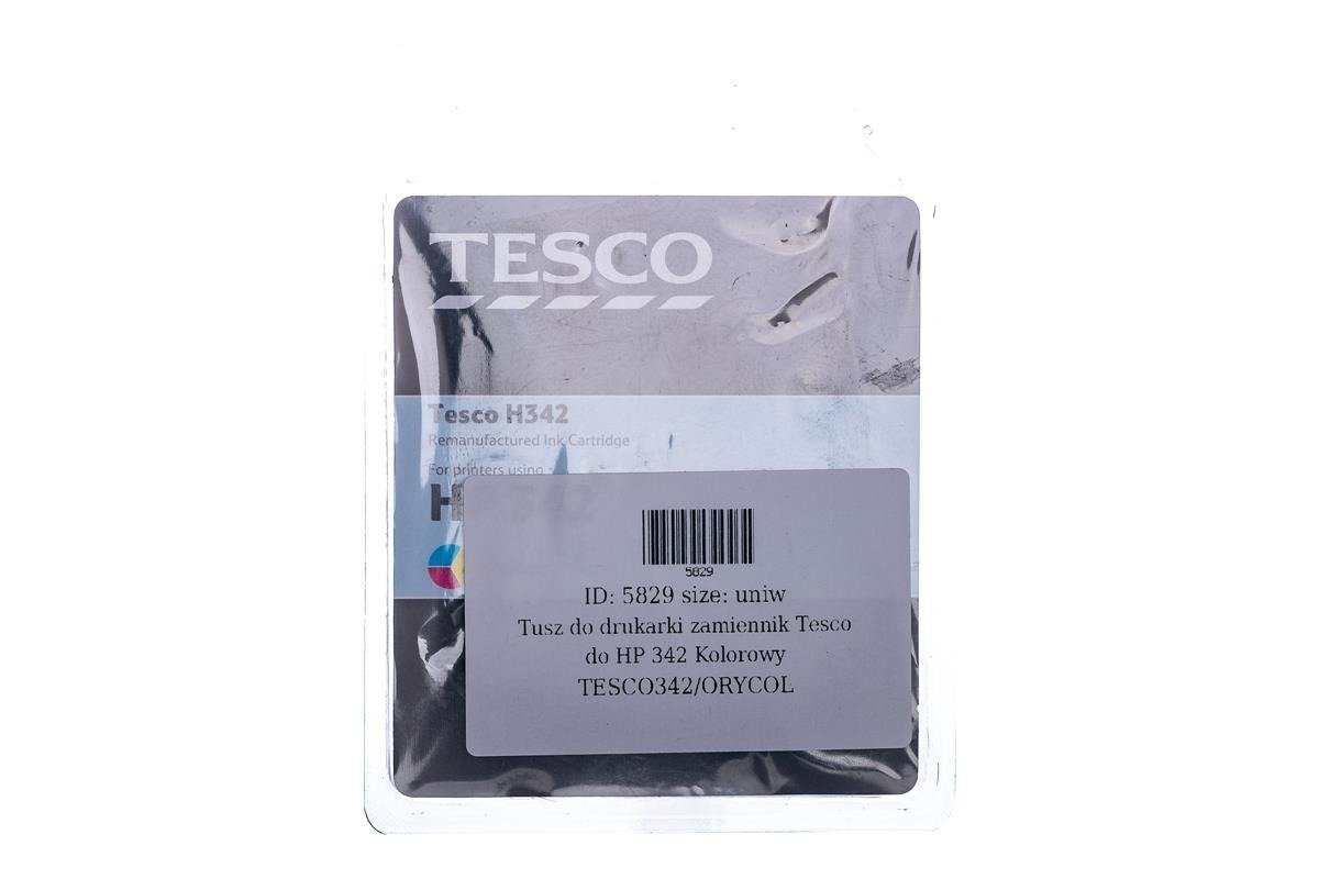Remanufactured Ink cartridge Tesco HP 342 Colour