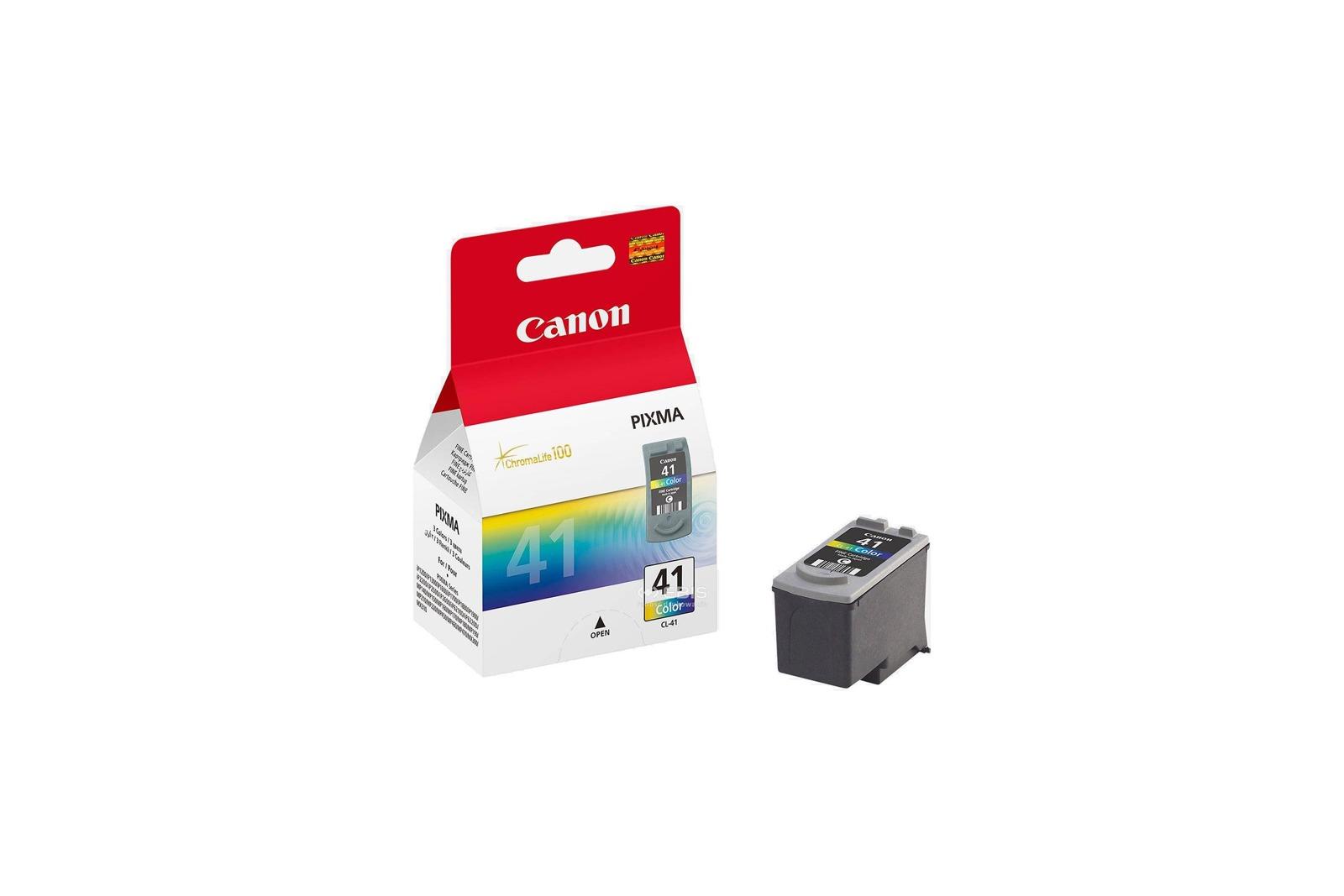 Genuine Ink Cartridge Canon 41 0617B001 Tri-color