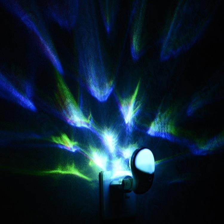 LED RGB  Night Light Emotionlite with Dusk Sensor