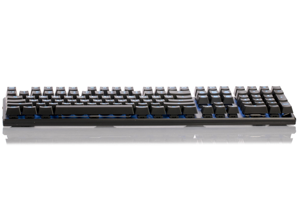 ROCCAT Suora Frameless Mechanical Gaming Keyboard, RU Layout