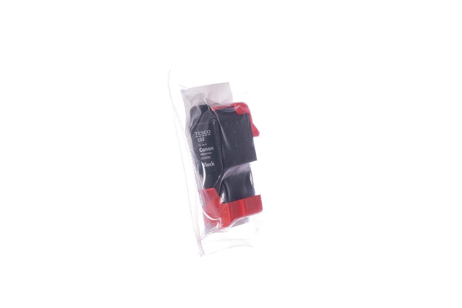 Remanufactured Ink cartridge Tesco Canon C53 Black