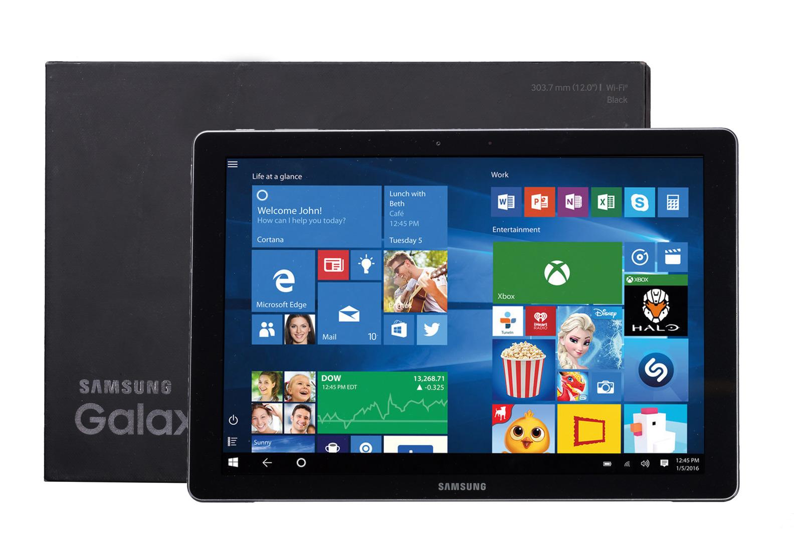 Samsung Galaxy TabPro S SM-W703 128GB WiFi Grade B