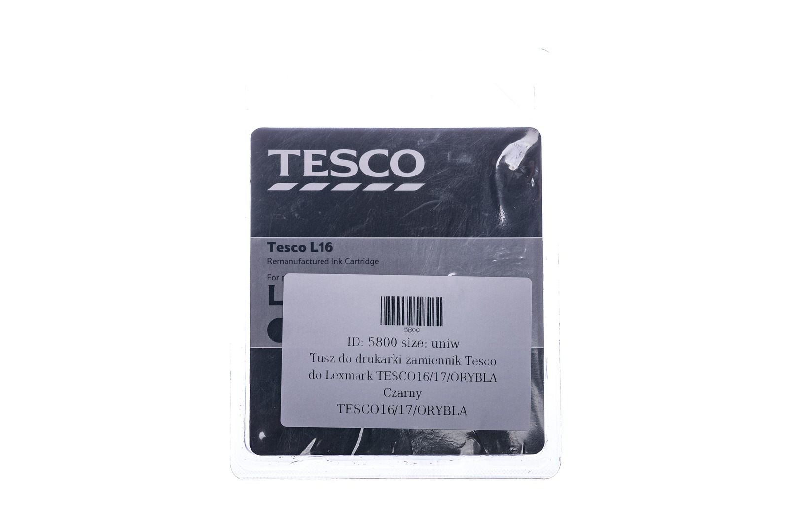 Tesco Remanufactured Lexmark TESCO 16/17