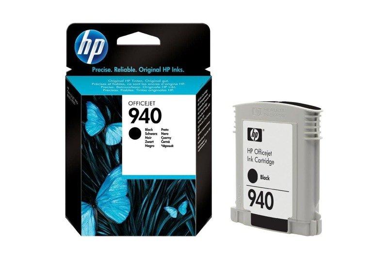 Genuine Ink Cartridge HP HP 940 C4902AE Black