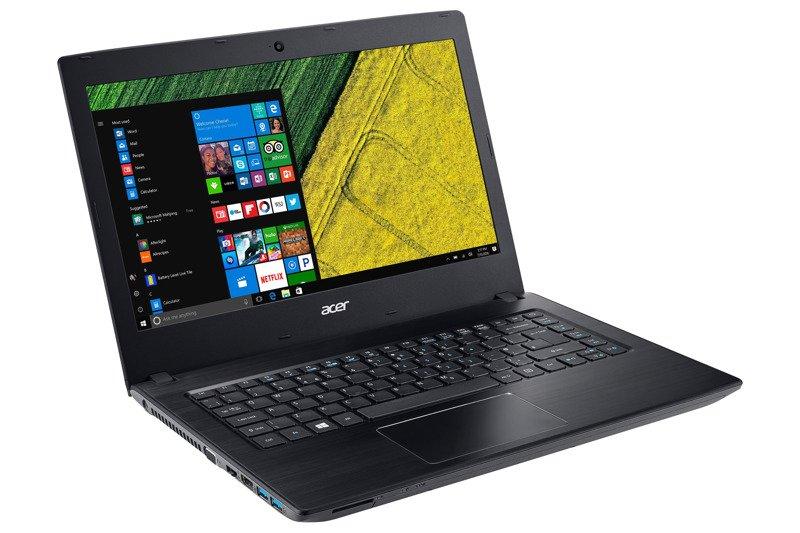 Laptop Notebook Acer Aspire E 14 FHD i3 4GB 256GB SSD Windows 10 (Nordic)