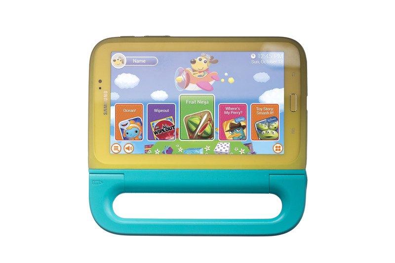 "Tablet Samsung GALAXY Tab 3 7"" Kids 8GB WiFi Grade B SM-T2105"