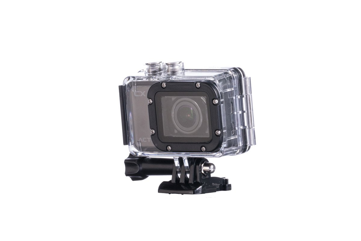 Activeon CX Action Camera Grade Onyx Black Grade B