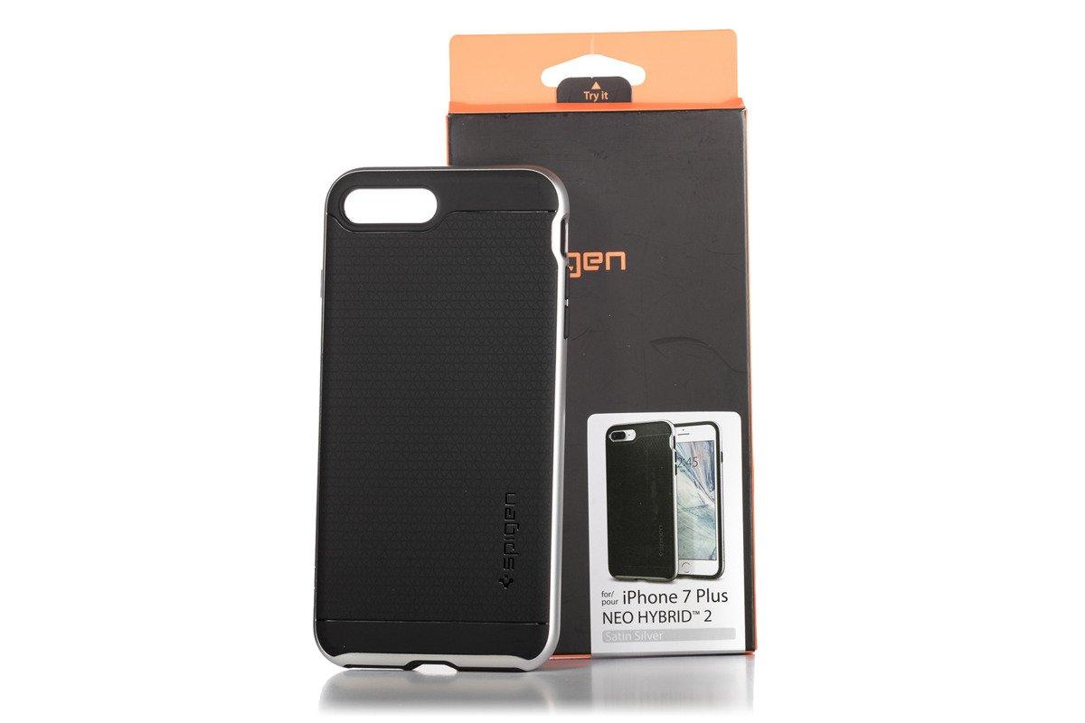 Case Spigen Neo Hybrid 2 Iphone 7 Plus Silver
