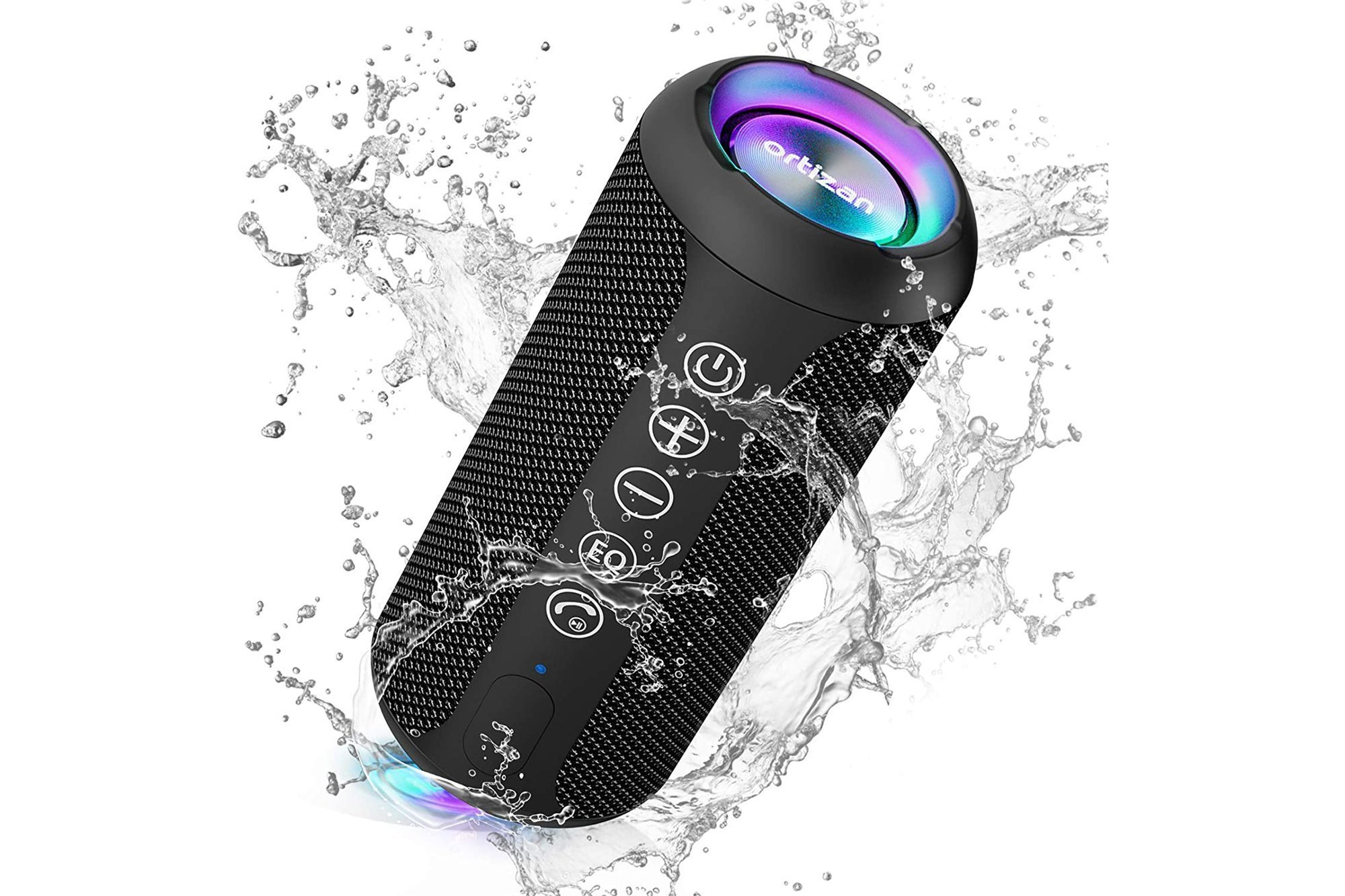 Drahtloser tragbarer Bluetooth-Lautsprecher Ortizan X10 IPX7