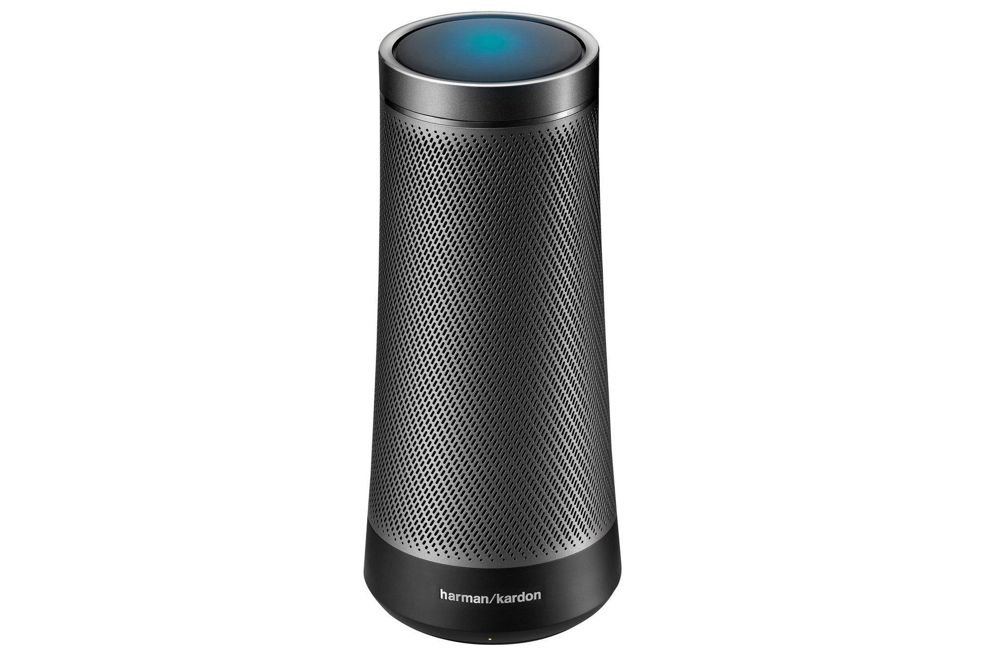 Harman Kardon Invoke Voice-Activated Speaker Graphite