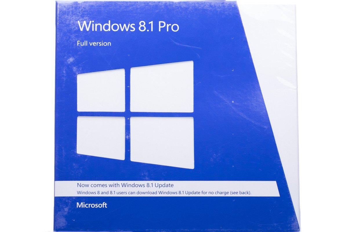New Genuine Windows Professional-Pack 8.1 FQC-06915 Internationale PUP Medialess Nicht-EU / EFTA-WIN zu Pro MC