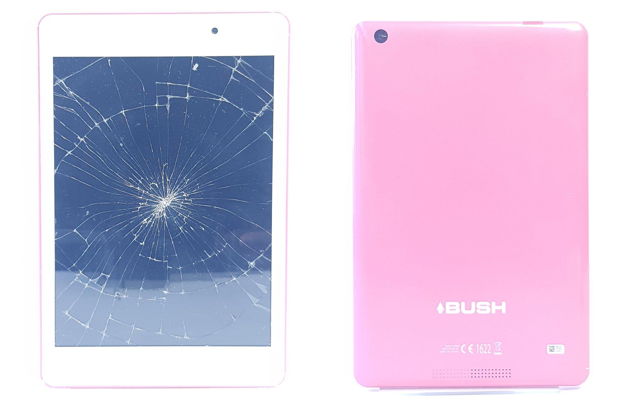 """Tablet Bush MyTablet 7"""" Pink Damaged"""
