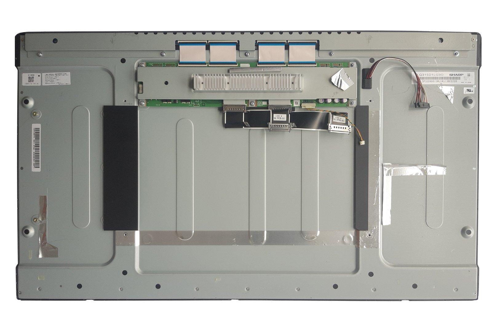 Bildschirm Sharp 31.5' LQ315D1LG9D 3840x2160