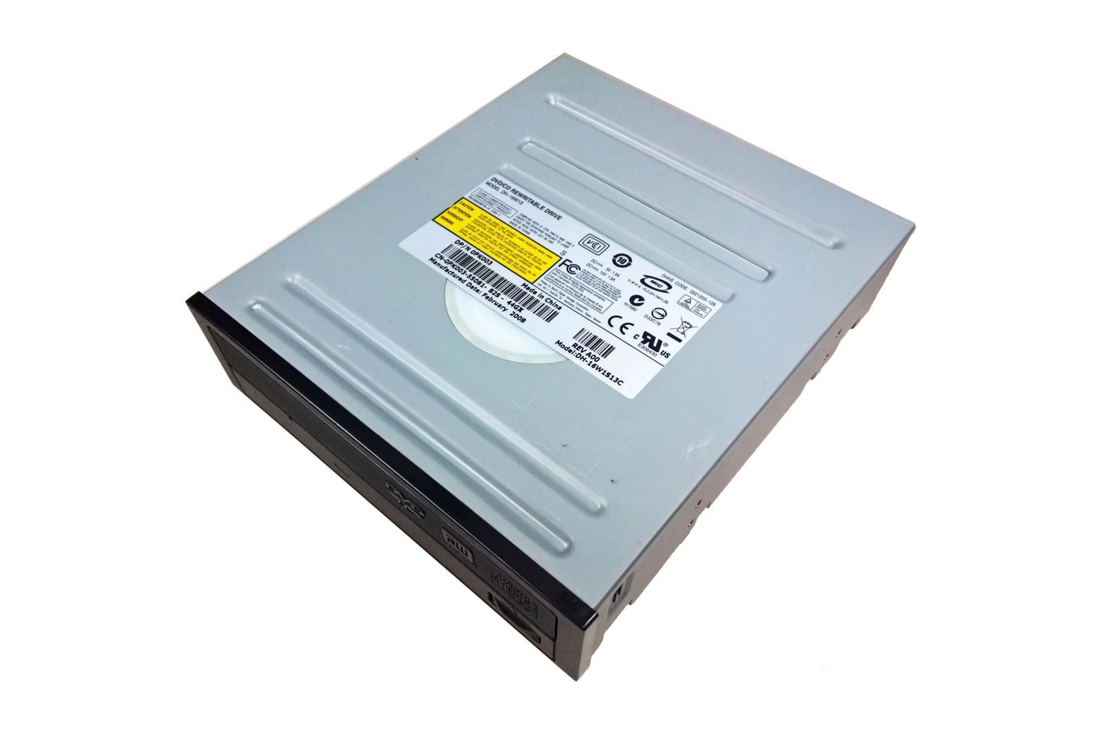 Brenner Philips 16X DVD RW DL CD-RW SATA DH-16W1S SATA