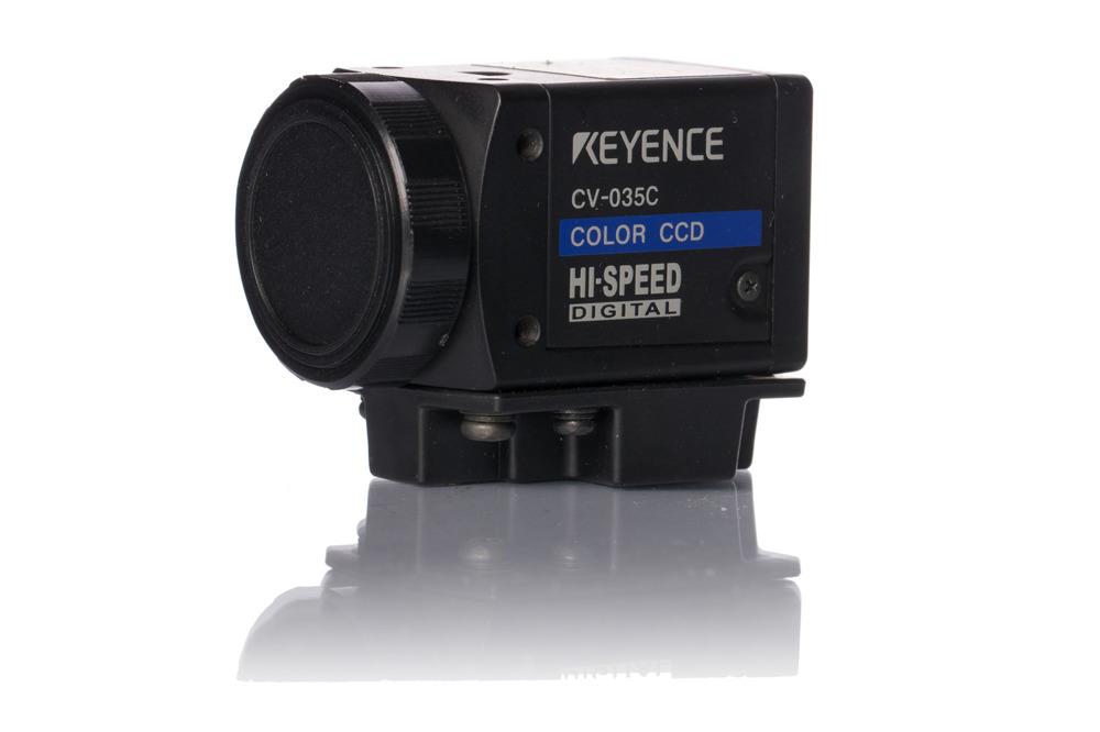 Keyence Digitale Farbkamera mit doppelter Geschwindigkeit CV-035C