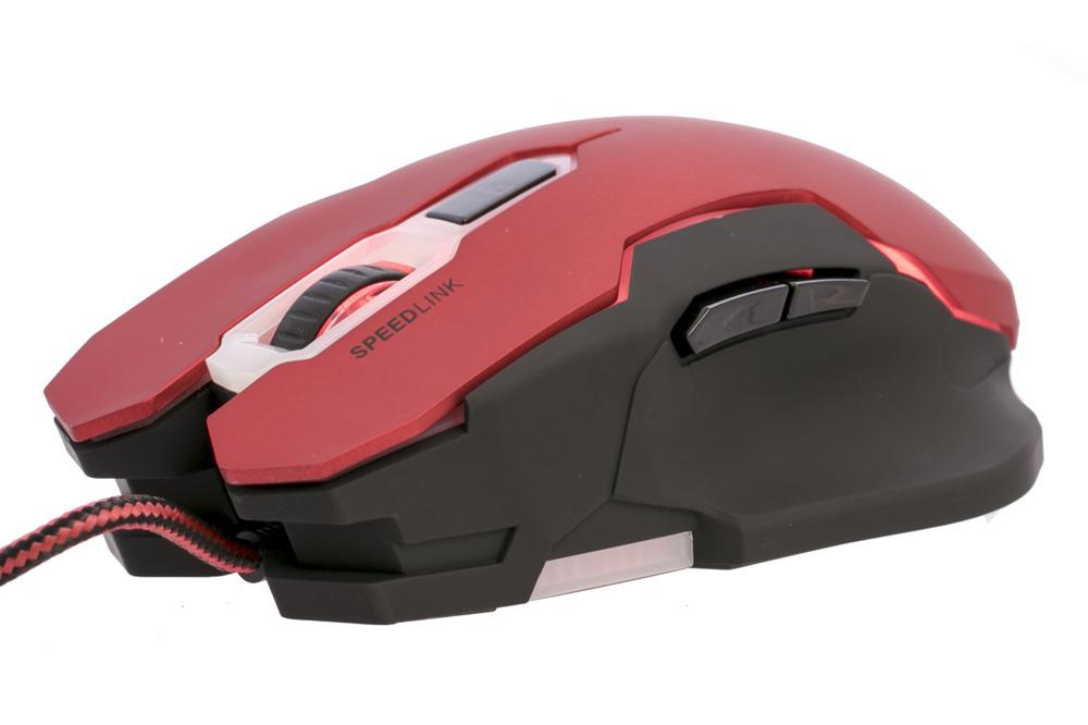Neu OVP Speedlink Contus Gaming Mouse 3200 DPI