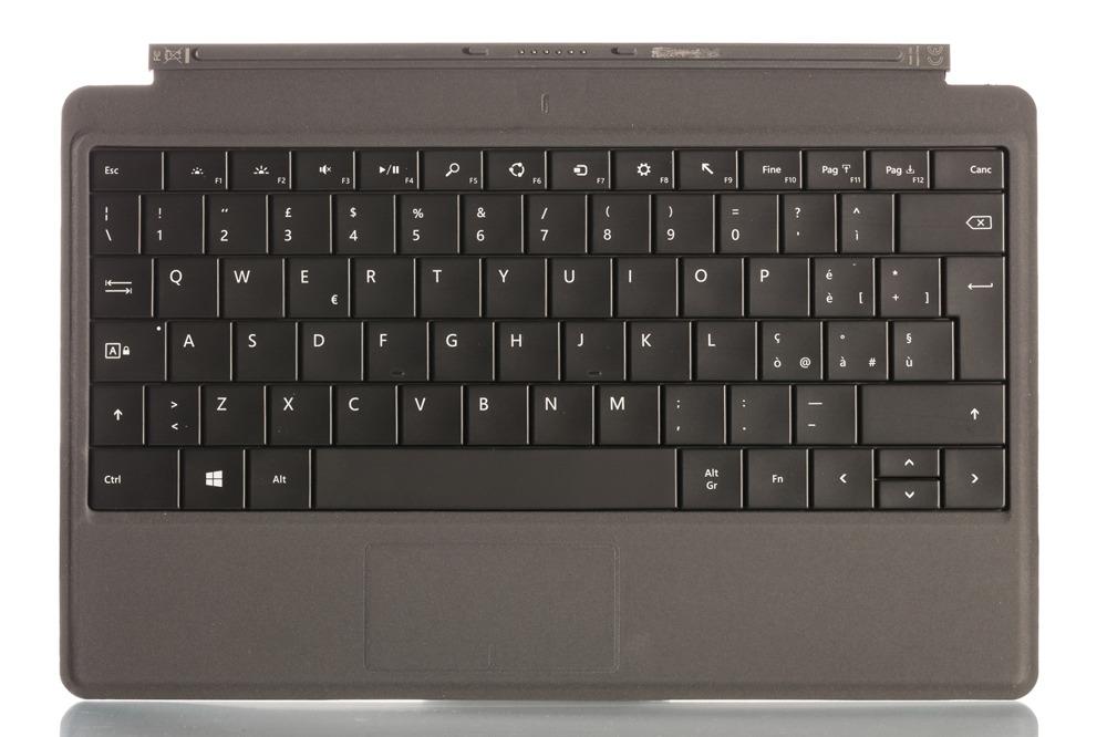 Tastatur Surface Type Cover 2 Schwarz Grade A (italienisch)