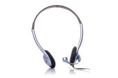 Zestaw słuchawkowy Genius HS-02B call center